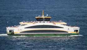 Ferry in Istanbul Royalty Free Stock Photo