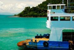 Ferry Kohchang thailand Royalty Free Stock Photo