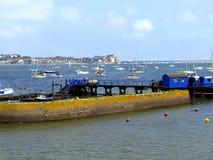 Ferry Landing Starcross, Devon. Royalty Free Stock Photos