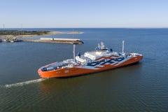 Ferry Piret royalty free stock photo