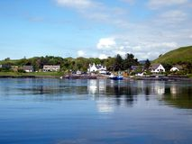 Ferry Point Isle of Seil Stock Photography