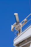 Ferry radar Royalty Free Stock Photo