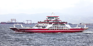 Ferry royalty free stock photos