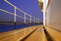 Ferry's Seat Royalty Free Stock Photos