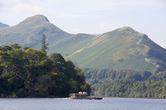Ferry to Catbells Stock Photography