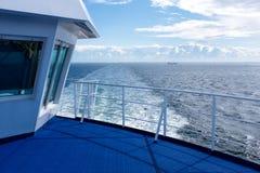 Ferry to Denmark Stock Photo