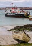 Ferry to Iona Stock Photo