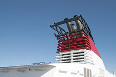 Ferry top Royalty Free Stock Images