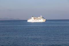 Ferry Volcan de Timanfaya阿玛斯 库存图片