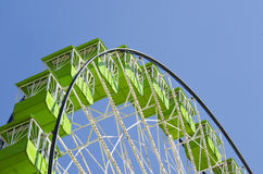 Ferry wheel Stock Image