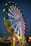 Ferry wheel at night Royalty Free Stock Photo