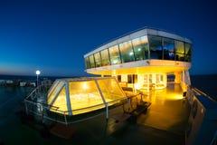 Ferryboat к Буэнос-Айрес Стоковые Изображения
