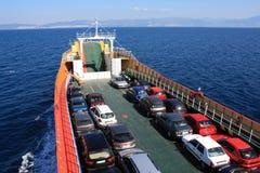 ferryboat Arkivfoton
