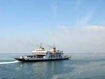 Ferryboat Royalty Free Stock Photos