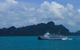 ferryboat Lizenzfreie Stockfotografie