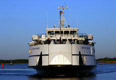 Ferryboat Foto de Stock
