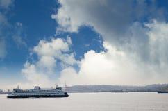 Ferryboat Royalty Free Stock Image