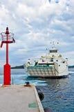 ferryboat Royaltyfri Foto