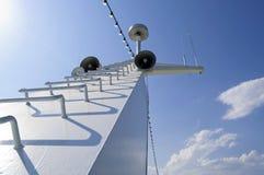 Ferryboat (detail) Stock Photos