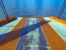 Ferryboat do carro Fotos de Stock