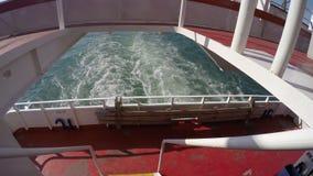 Ferryboat i morze zbiory