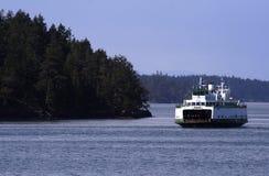 ferryboat juan san Стоковые Фотографии RF