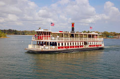 Ferryboat Royalty Free Stock Images