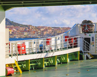 Ferryboat Stock Image