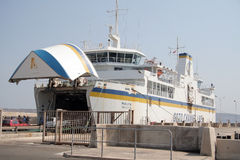 Ferryboat, Malta Royalty Free Stock Images