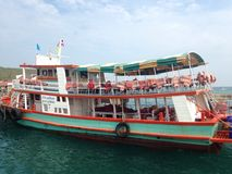 Ferryboat Royalty Free Stock Photos