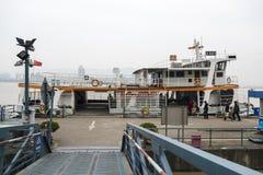 Ferryboat Royalty Free Stock Photo
