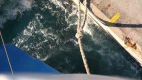 Ferryboat que sai do porto filme