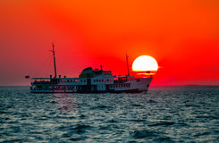 ferryboat Royalty Free Stock Photography