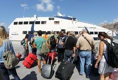 Ferryboat Stock Photography