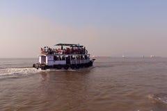 Ferryboat w Arabskim morzu Obraz Stock