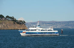 Ferryboat w San Fransisco obrazy stock