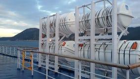 Ferryboat stock image