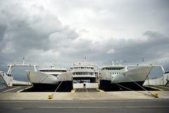 Ferryboats Стоковые Изображения RF