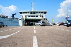 ferryboats Obrazy Stock