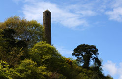 round tower stock photography