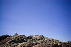 ferryland φάρος Στοκ Εικόνες