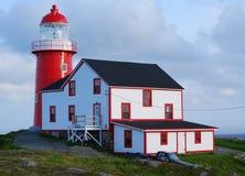Ferryland Leuchtturm Lizenzfreies Stockbild
