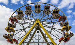 Ferrys Wheel Stock Photography