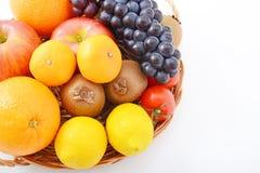 Fersh fruits Royalty Free Stock Image