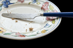 Fertiges Frühstück morgens, zu beginnen der Tag Lizenzfreie Stockfotografie