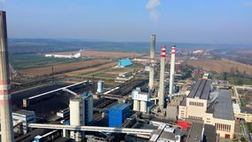 Fertigungsindustrie lizenzfreies stockfoto