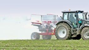 Fertilización del trigo metrajes