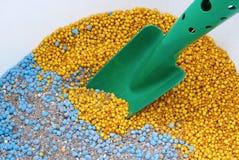 Fertilizante mineral 0 foto de stock