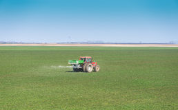 Fertilizer agriculture Stock Photography