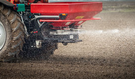 Fertilizer agriculture Royalty Free Stock Images
